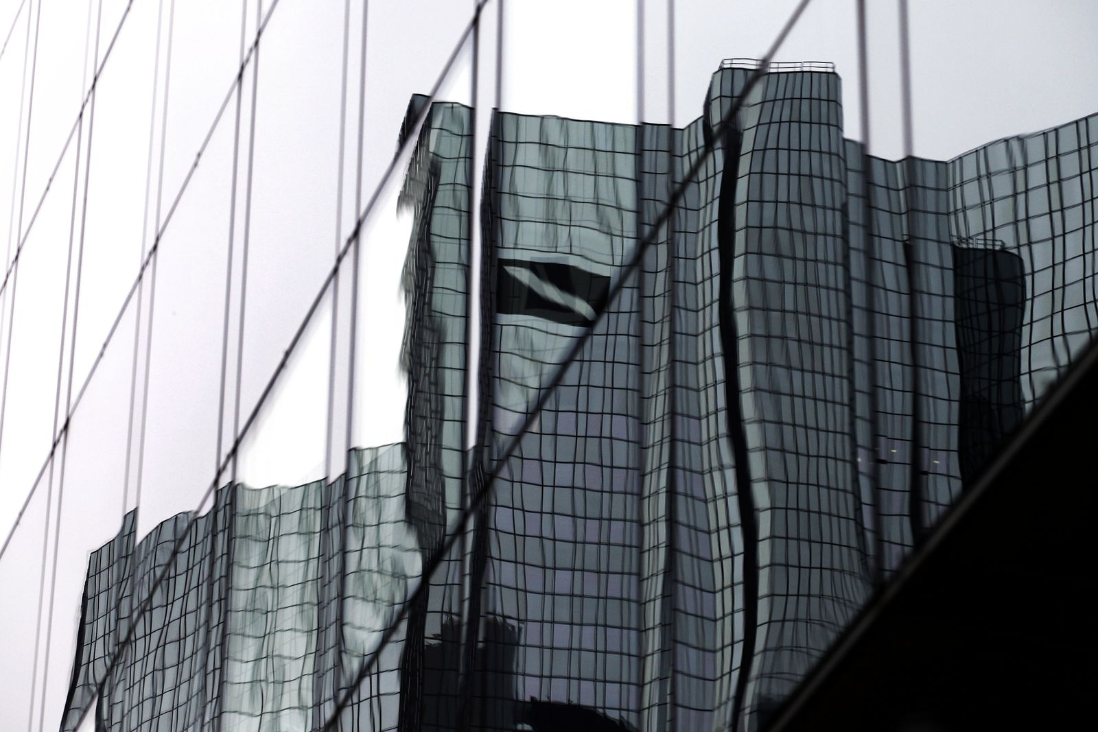 NICHT VERWENDEN Deutsche Bank Zentrale