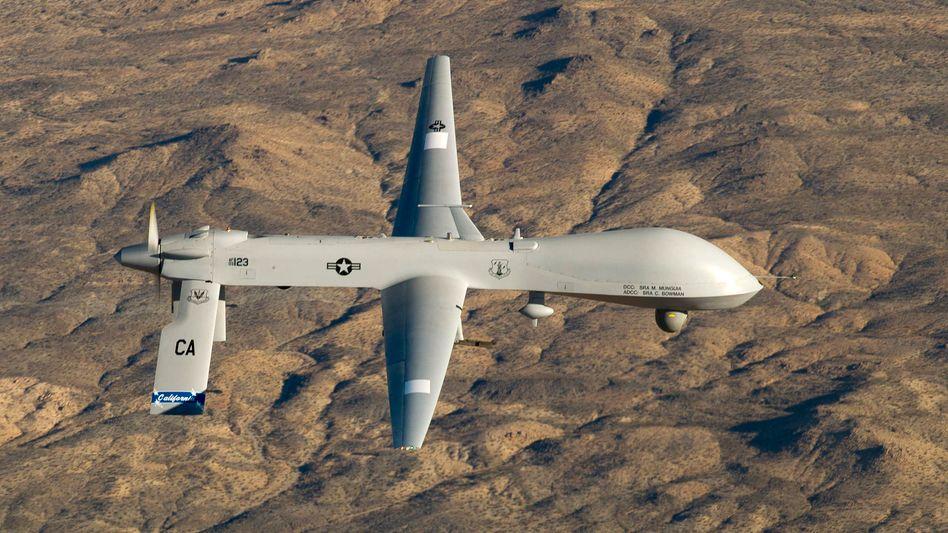 "US-Drohne ""Predator"": Export ins befreundete Ausland"