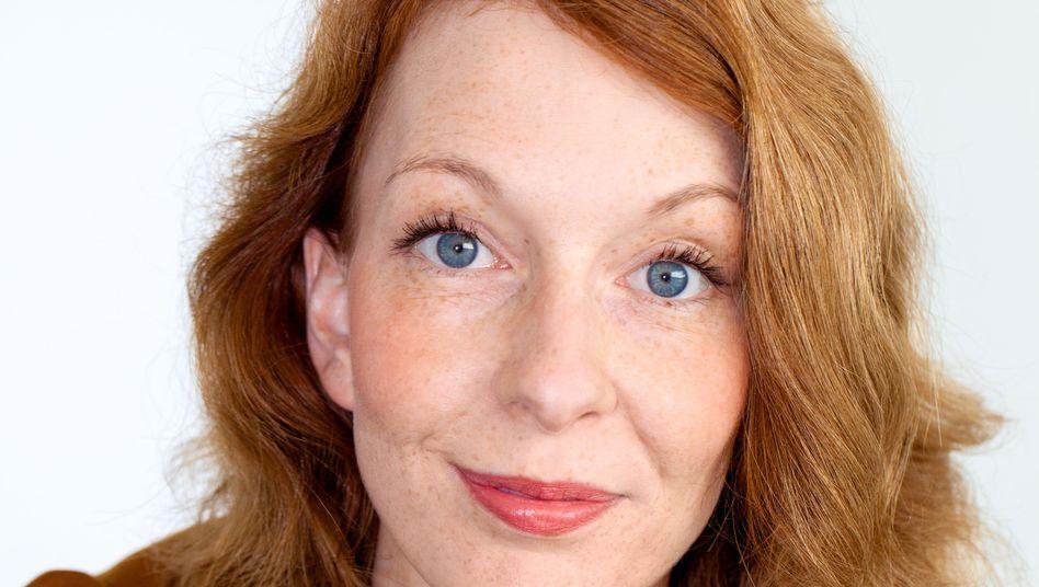 Barbara Hans, Chefredakteurin von SPIEGEL ONLINE
