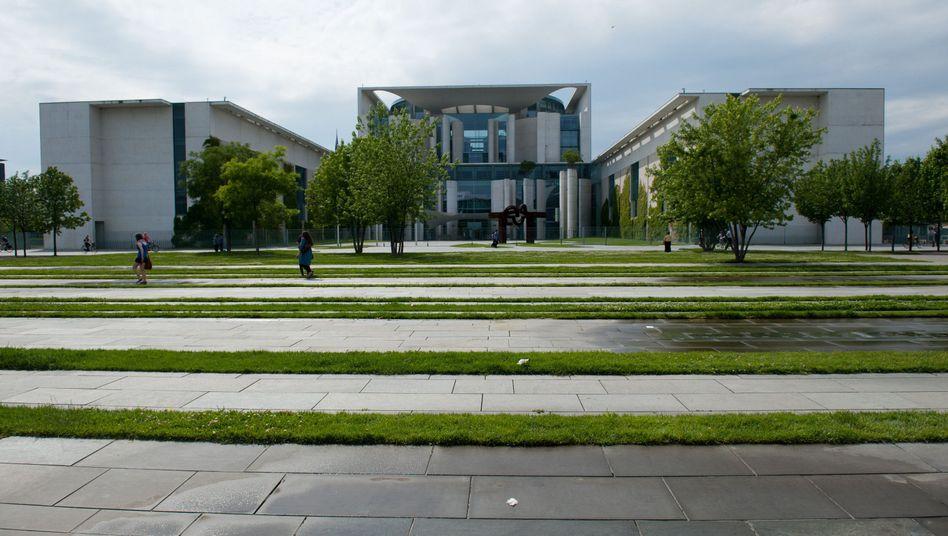 Kanzleramt in Berlin: Druck auf Rumänien erhöht