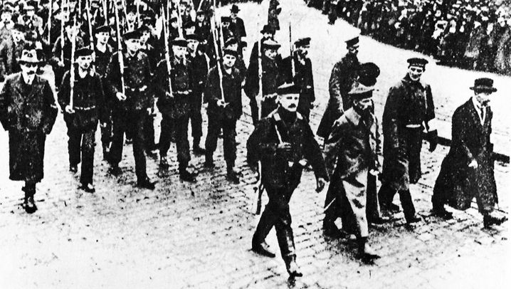 """Matrosenaufstand 1918: """"Endlich ist das Volk ganz befreit!"""""""