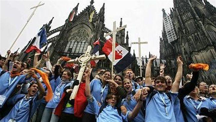 Weltjugendtag: Der Papst und der Punk