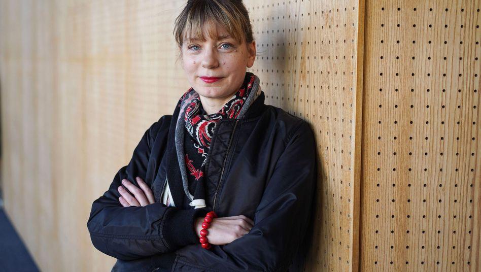 Yvonne Büdenhölzer: Die Leiterin des Berliner Theatertreffens will eine Vorreiterrolle spielen.
