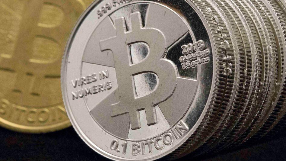 Cyberwährung Bitcoin