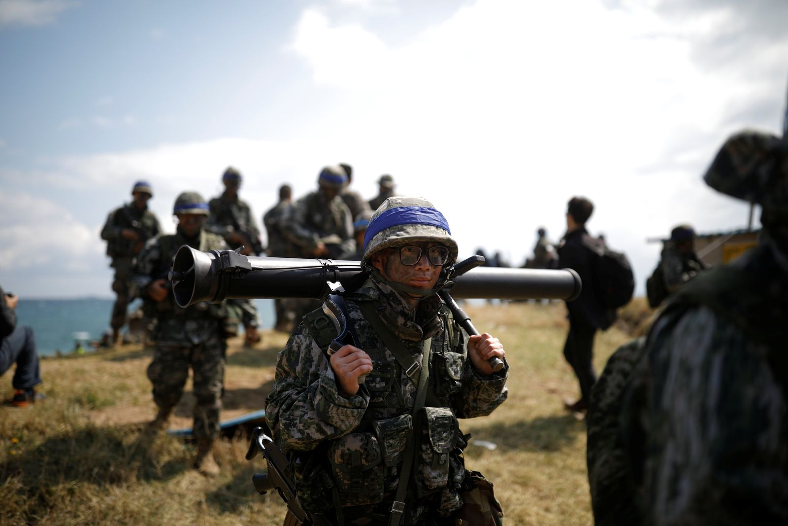 USA Südkorea Militärübung