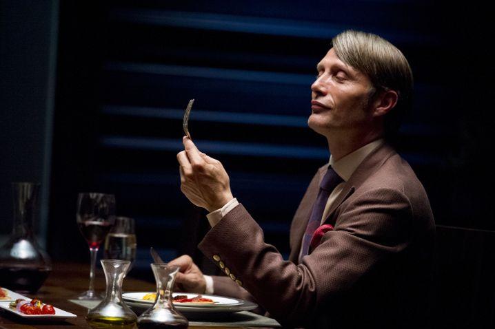"""""""Hannibal"""": Mads Mikkelson spielt die Titelrolle in der blutigen, aber bejubelten Serie"""