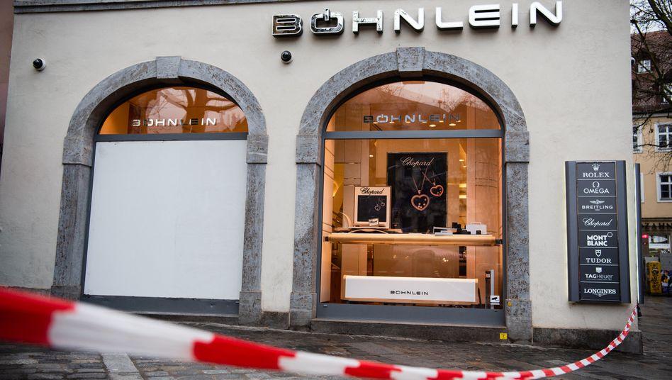 Tatort in Bamberg