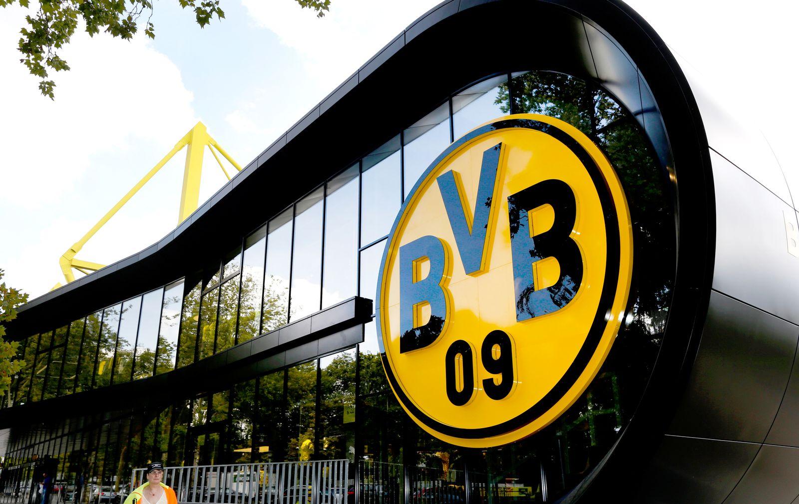 BVB-FanWelt in Dortmund