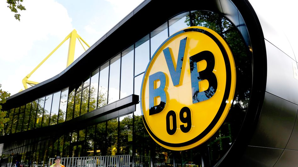 BVB-Fanshop in Dortmund