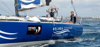 Skipper Herrmann und Oehme: Historischer Erfolg beim Portimão Global Ocean Race