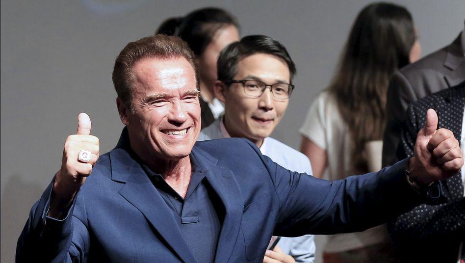 Arnold Schwarzenegger: Der Terminator soll Realityshow moderieren