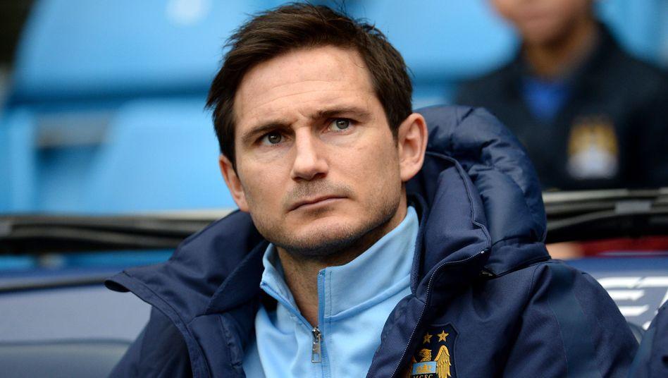 Fußballer Lampard: Bis zum Saisonende in Manchester