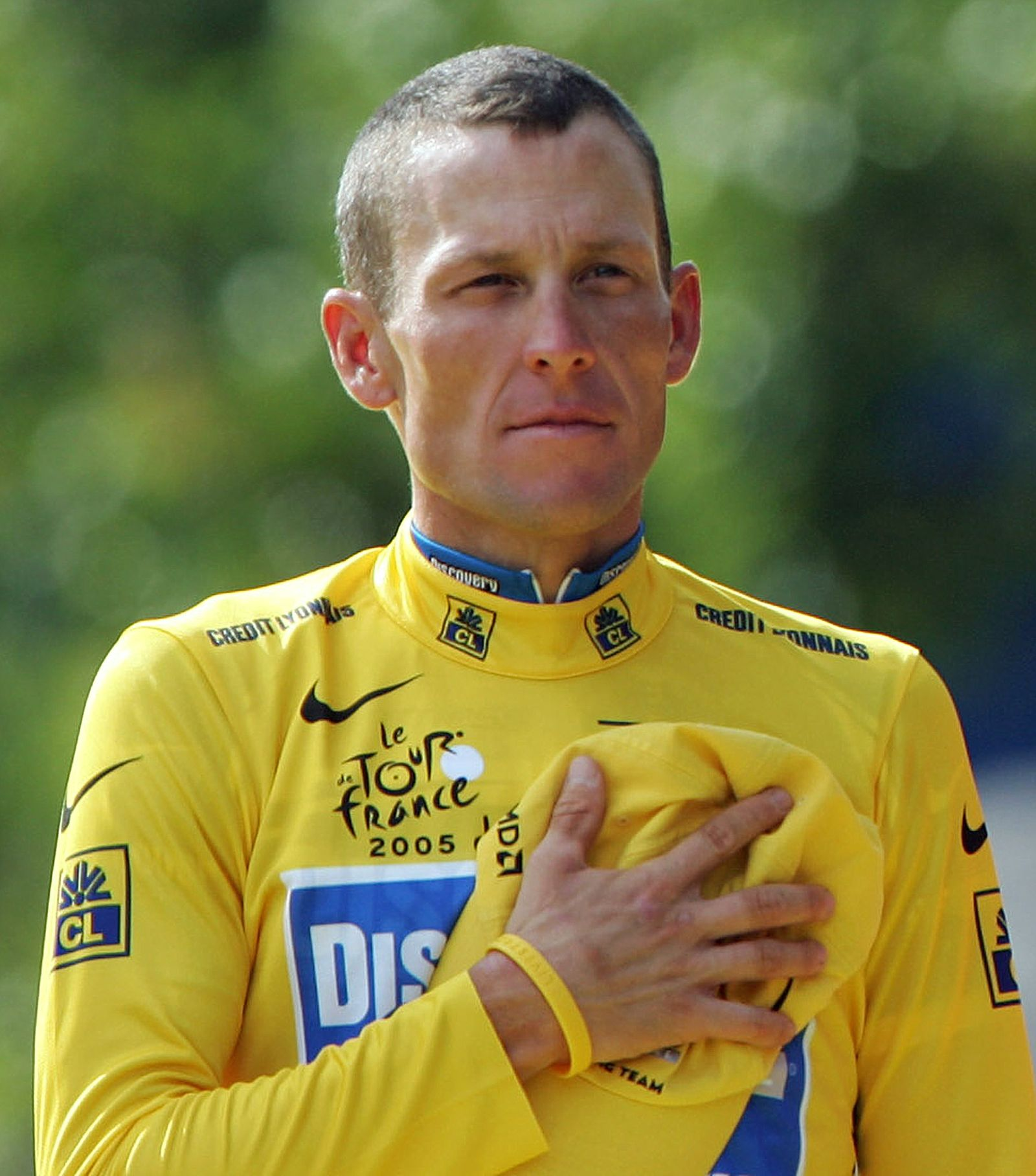 CYCLING ARMSTRONG/DOPING