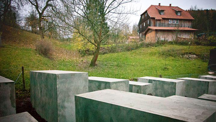 Aktion gegen Höcke: Aufregung in Bornhagen