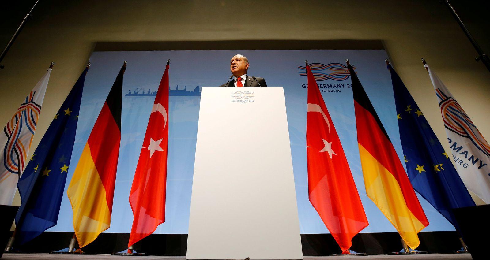 Bilanzstück / Recep Tayyip Erdogan