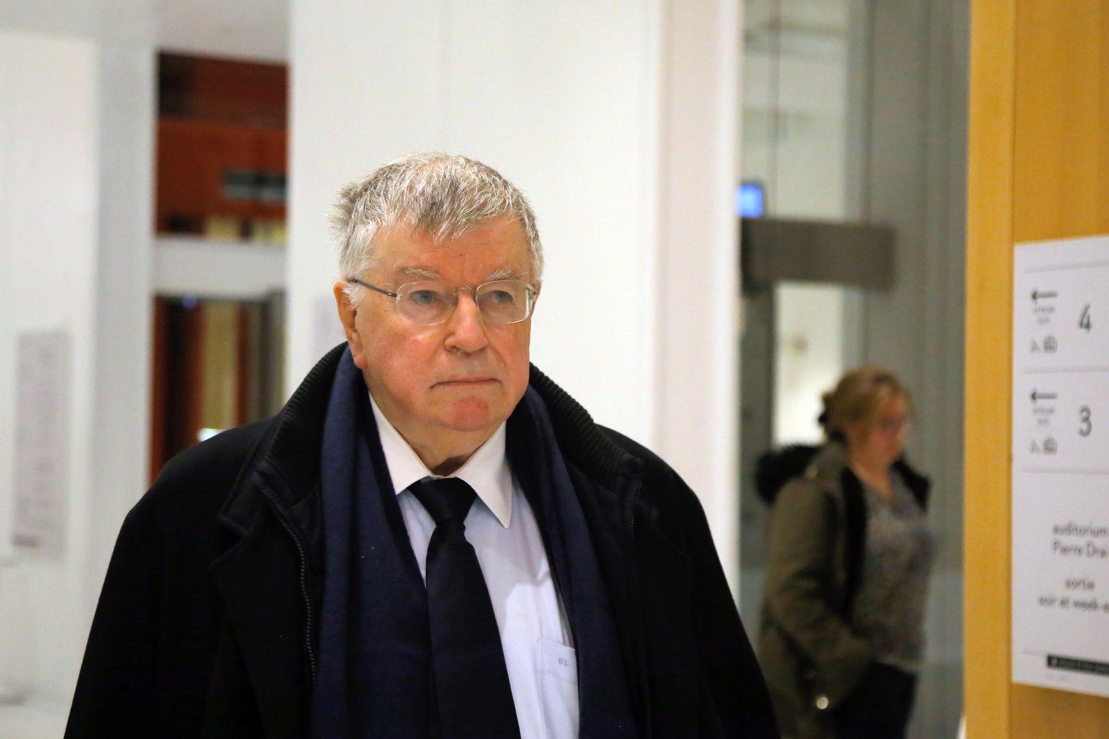 Urteil im Prozess um France Telecom/ Didier Lombard
