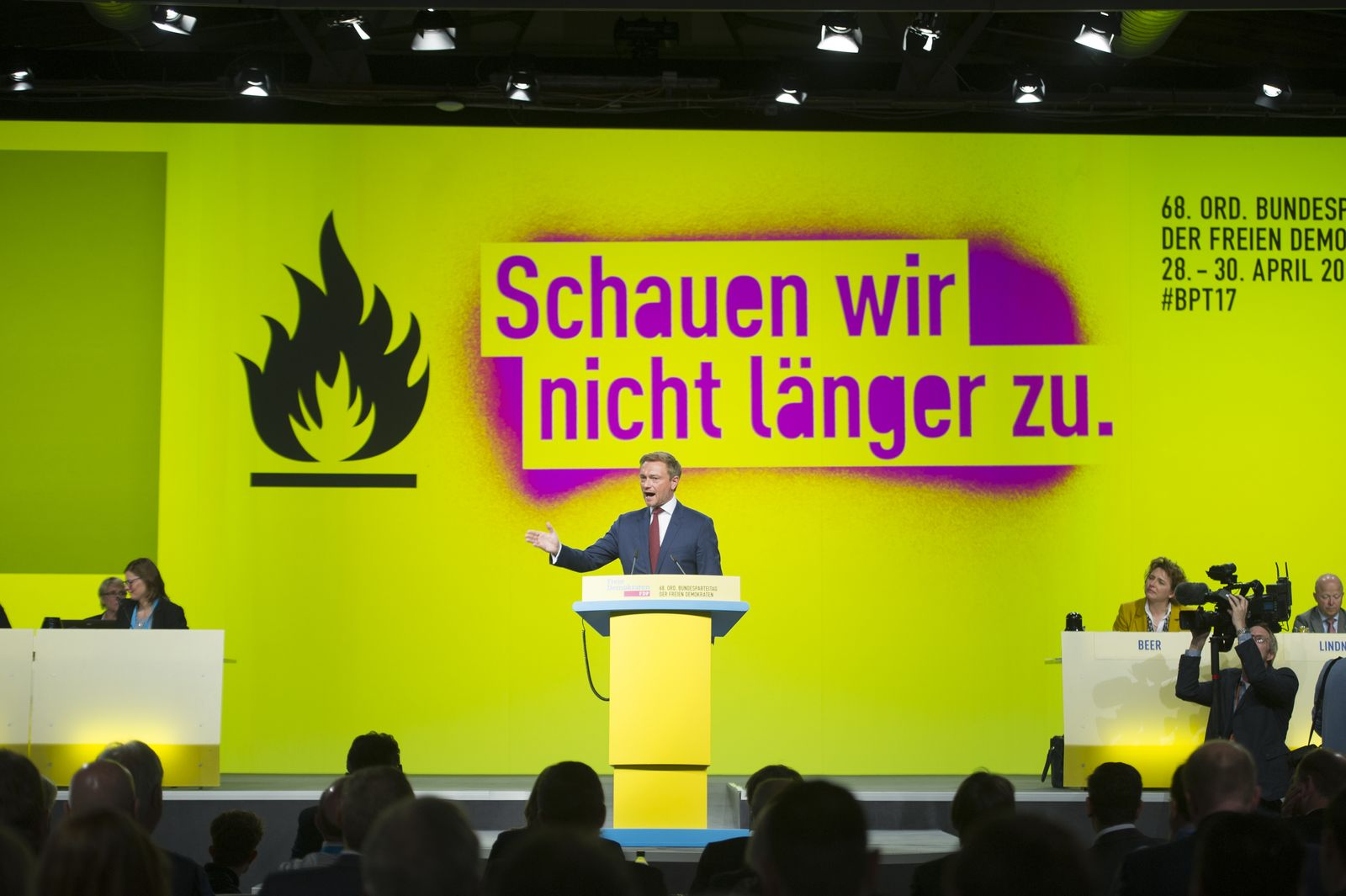 FDP/ Christian Lindner