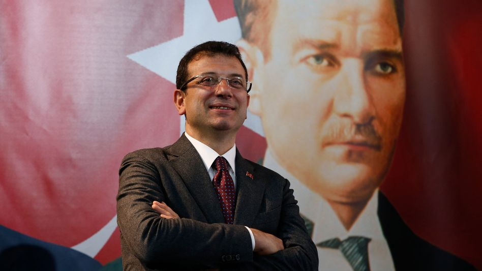 Ekrem Imamgolu: Shootingstar der Opposition