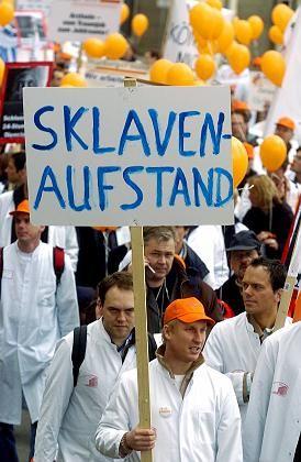 """Ärzteprotest in Ulm: """"Ganz neue Patientenpfade"""""""