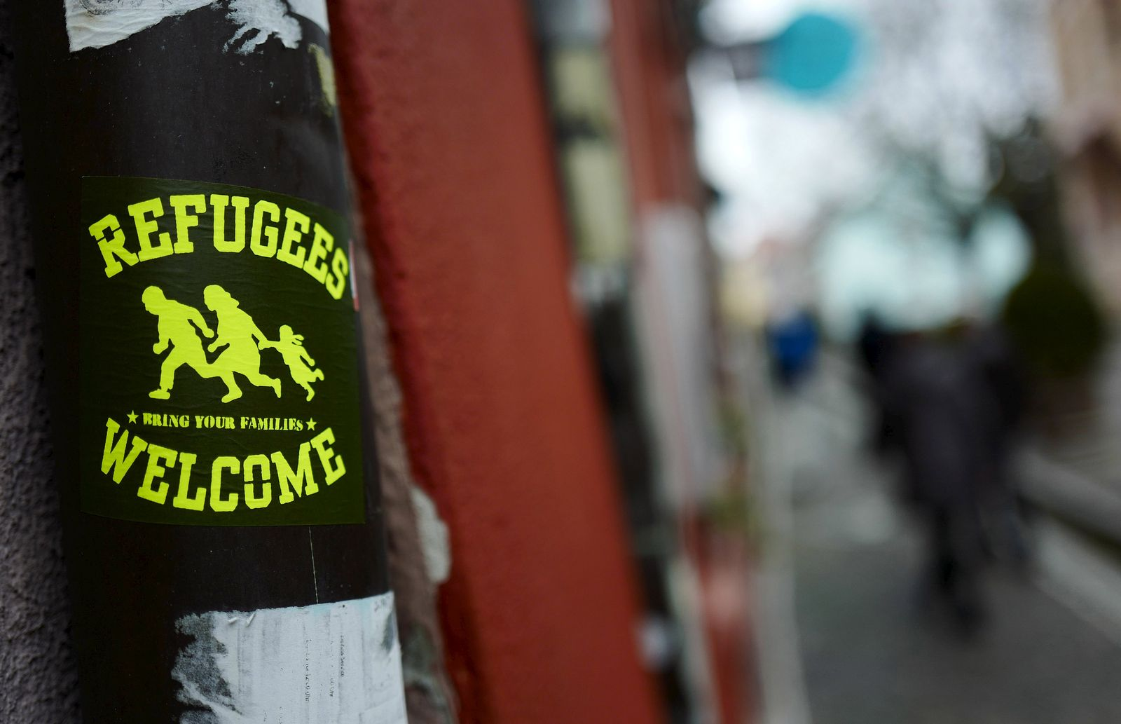 "Freiburg / ""Refugees Welcome"""
