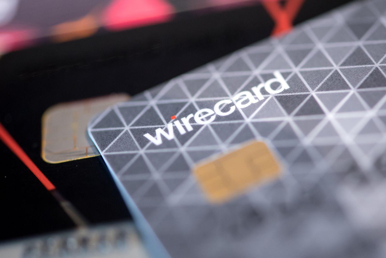 Wirecard-Kreditkarte