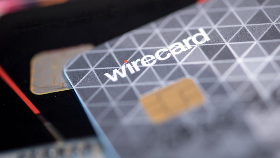 Kreditkarte von Wirecard: Spielball der Spekulanten