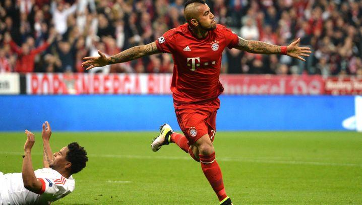 Bayern-Sieg gegen Benfica: Safety first für den FC Bayern