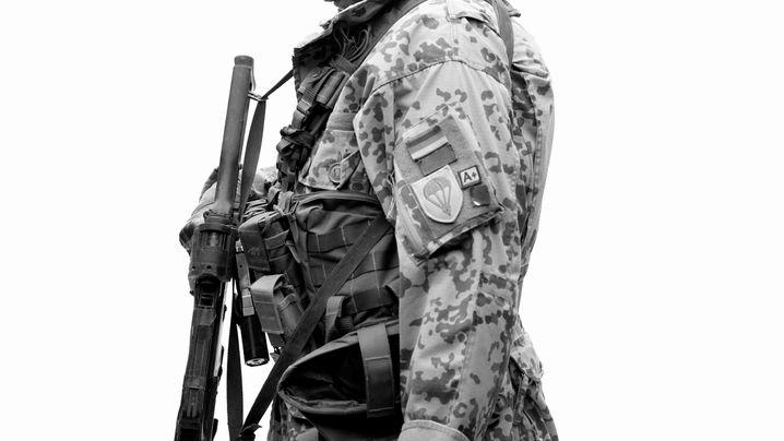 Deutsche nach Afghanistan: Gesichter des Kriegs