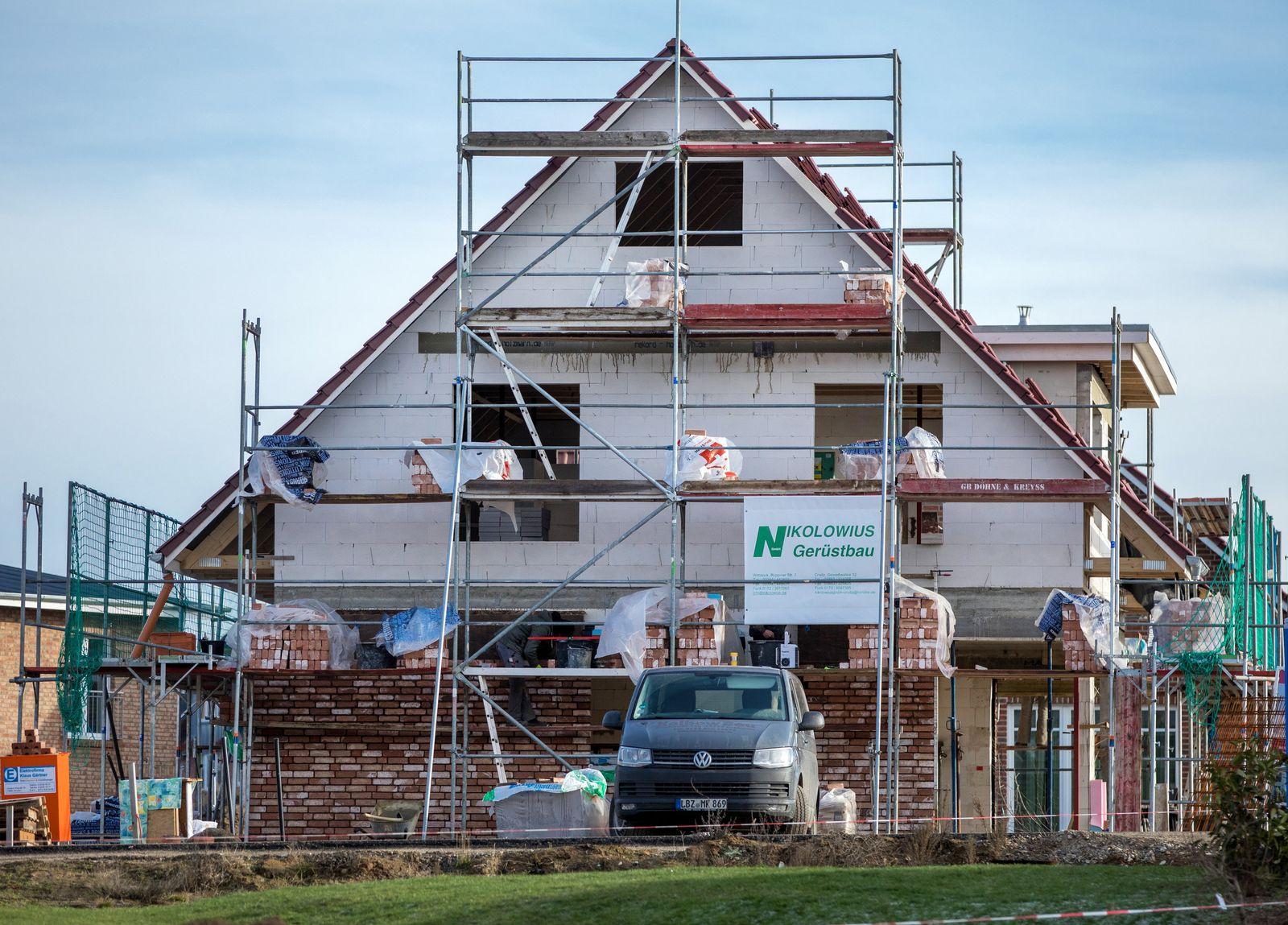 Grundsteuer Hausbau