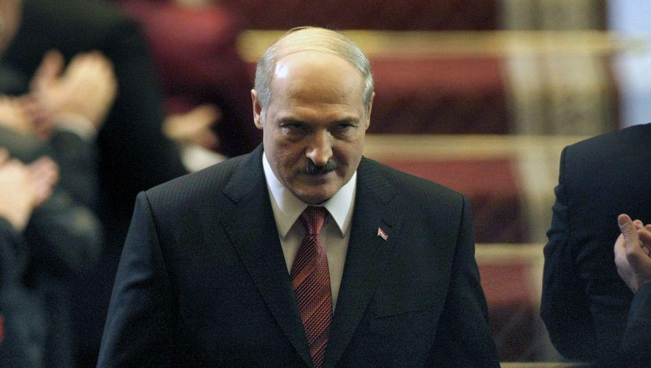 Präsident Lukaschenko: Brüssel erhöht den Druck auf den autoritären Machthaber