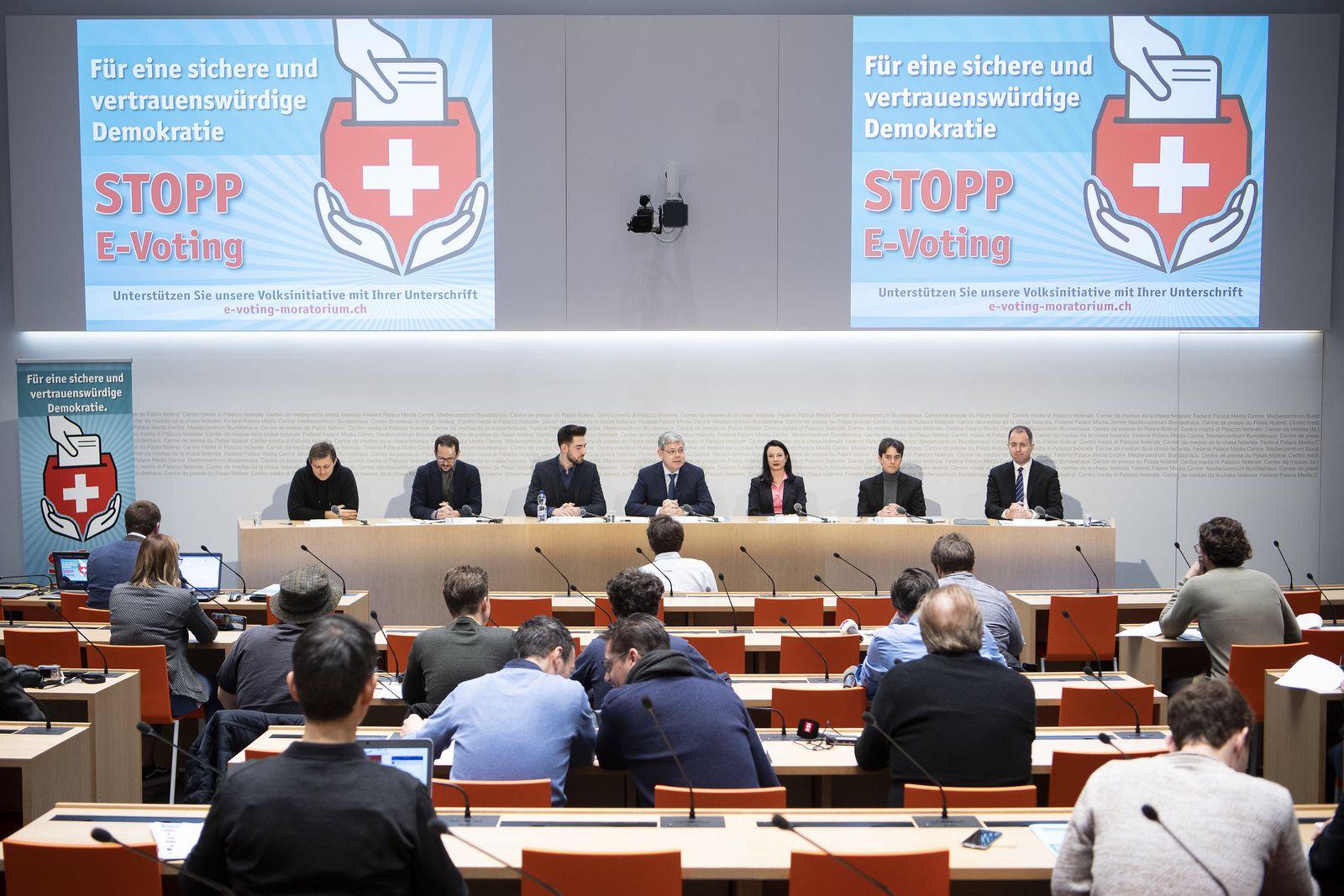 E-Voting/ Schweiz