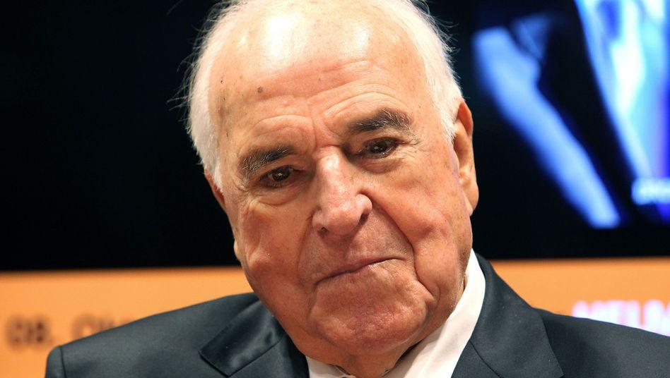 Altkanzler Kohl (im Oktober 2014): Briefe aus dem Kreml