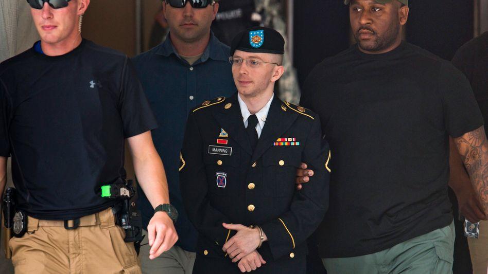Bradley Manning: Schuldig in 20 Punkten