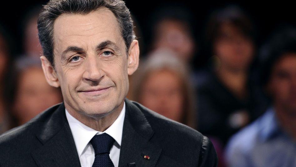 Wahlkämpfer Sarkozy: Weniger Einwanderer und weniger Leistungen für Immigranten