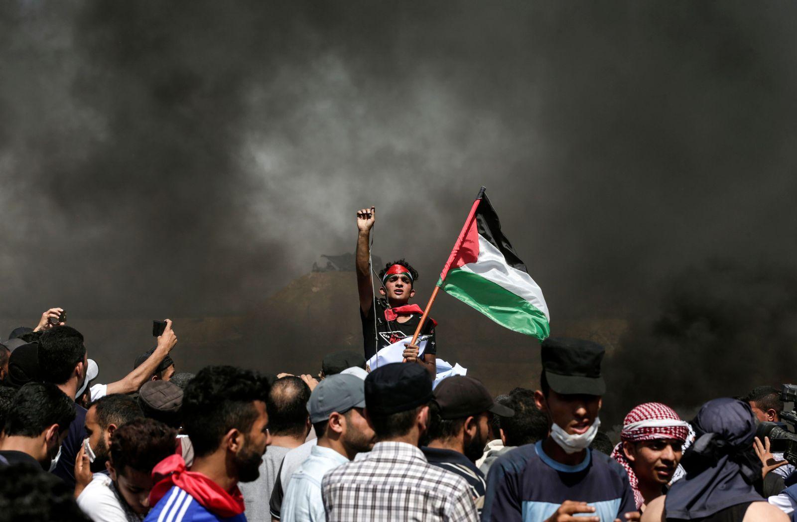Proteste Gaza