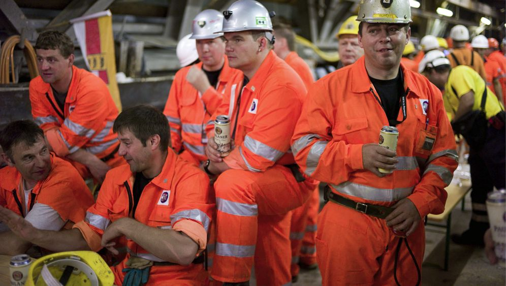 Photo Gallery: The Gotthard Breakthrough