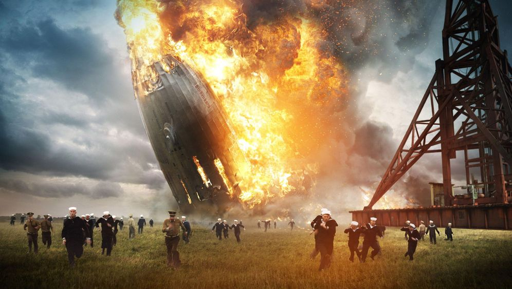 """""""Hindenburg""""-Zweiteiler bei RTL: Käpt'n Iglo hebt ab"""
