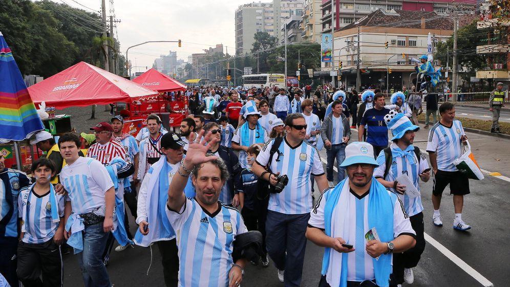 Argentinier in Porto Alegre: Invasion der Hermanos