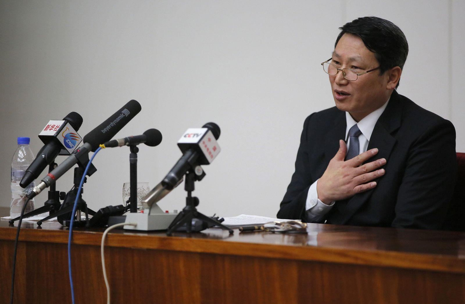 Nordkorea Missionar