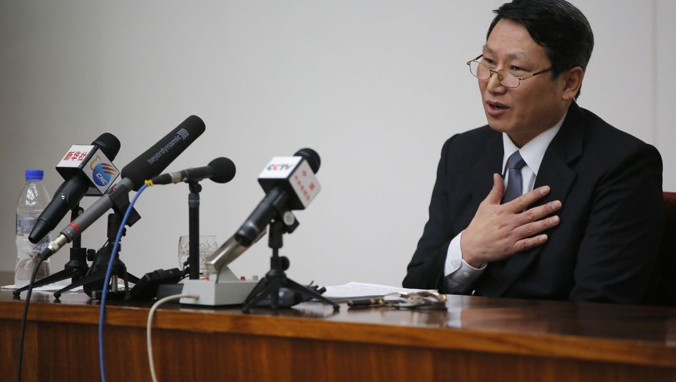 Südkoreanischer Missionar (Aufnahme vom Februar): Muss lebenslang in Haft