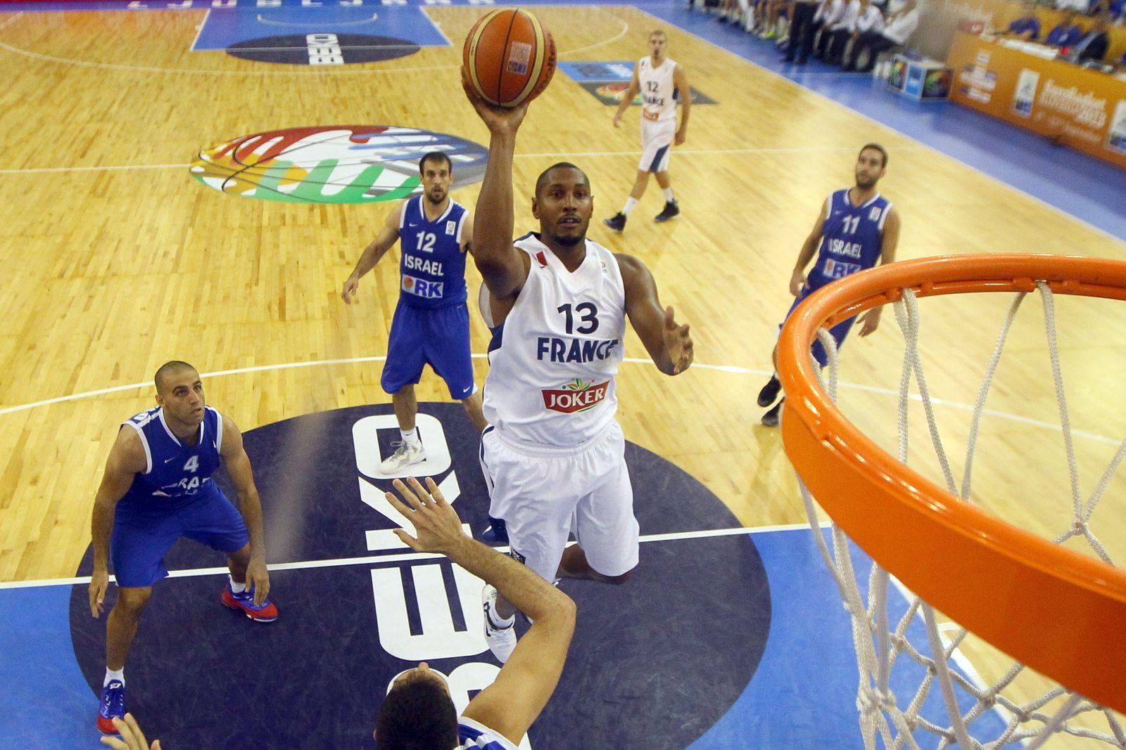 Basketball EM/ Frankreich