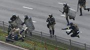 Lukaschenko erweitert Befugnisse der Polizei bei Protesten