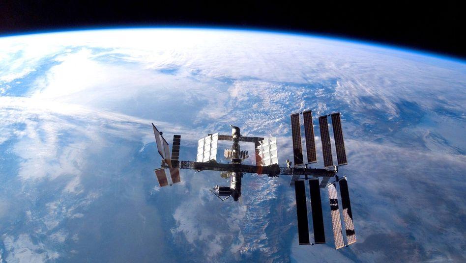 Internationale Raumstation: Sauerstoffanlage defekt