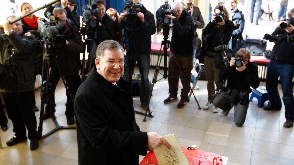 Wahl-Ticker: Der Alptraum-Abenddes Christoph Ahlhaus