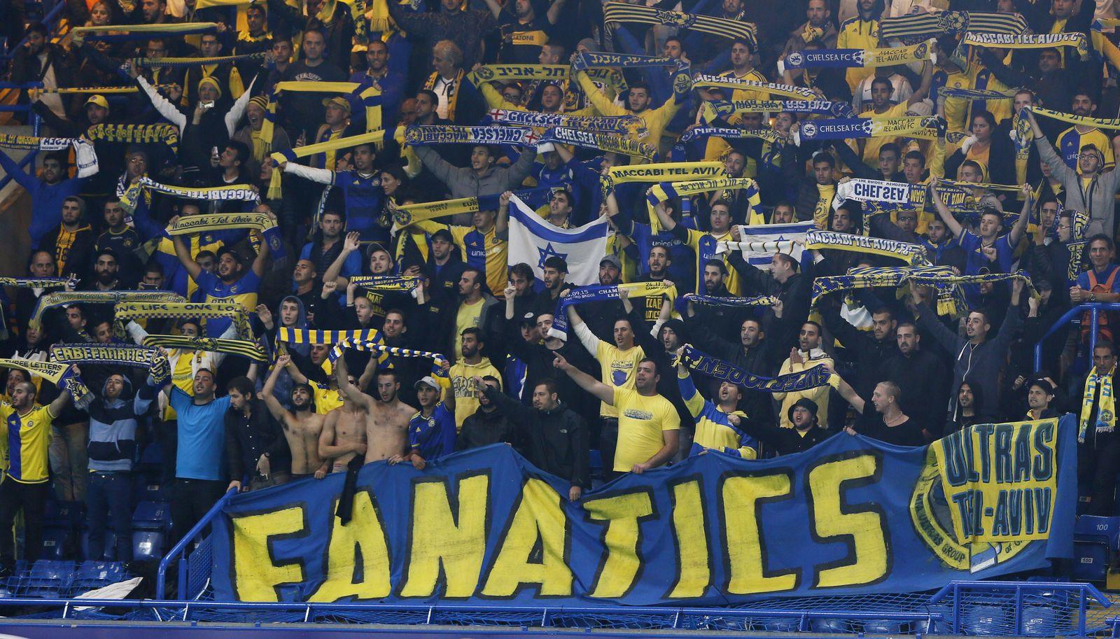 Maccabi Tel Aviv / Fans