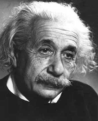 Dämonisierter Einstein: Als gäbe es keine absoluten Werte mehr