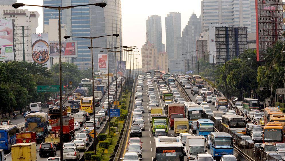 Verkehrskonzepte der Zukunft: Das globale Verkehrschaos