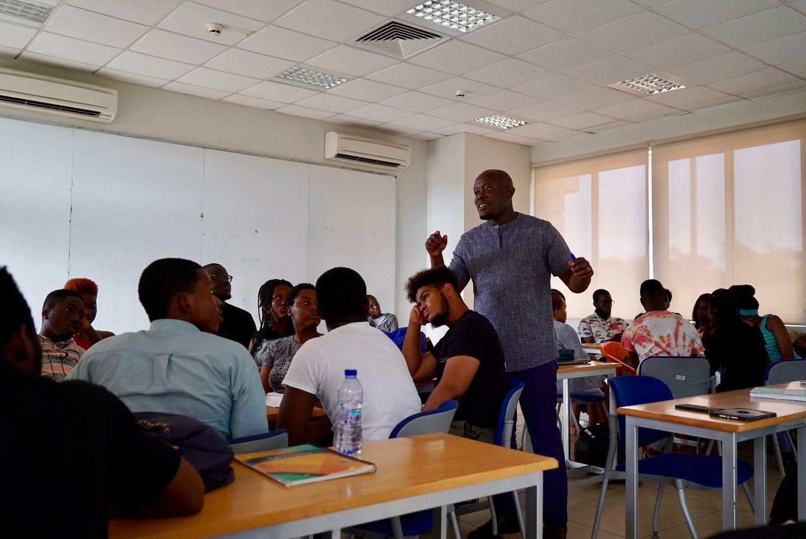 EINMALIGE VERWENDUNG Ghana/ Labone/ Ashesi Uni