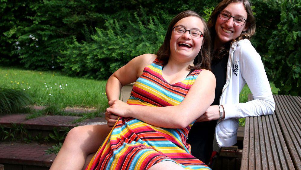 16-jährige Downsyndrom-Zwillinge: Über die Zweisamkeit
