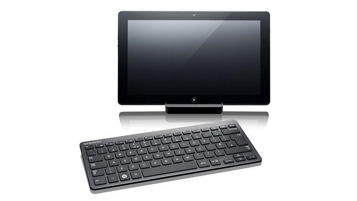 Samsung Slate PC: Ist das das Windows-8-Tablet?